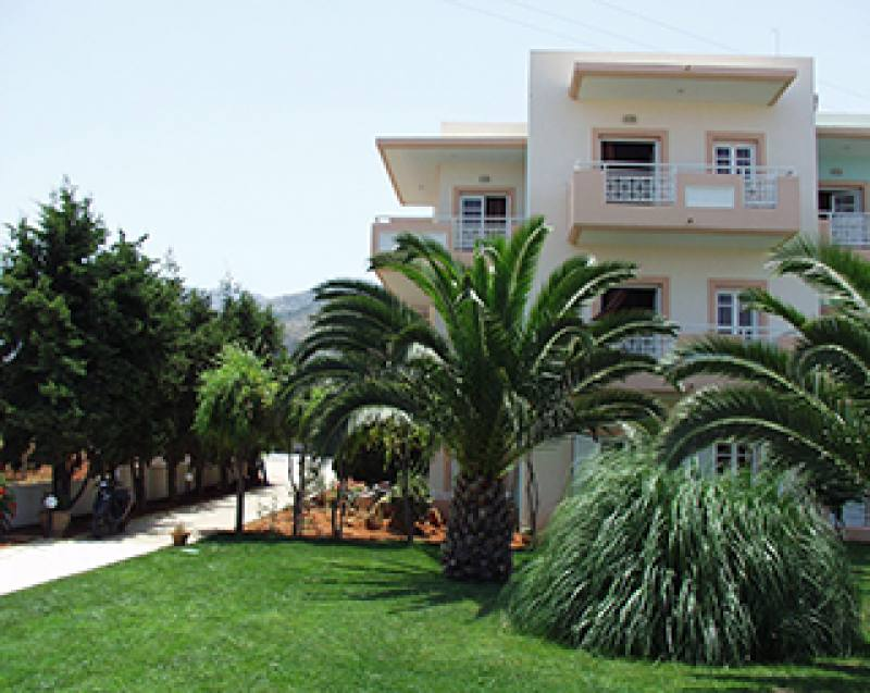 Appartementen Manolis - Malia - Heraklion Kreta